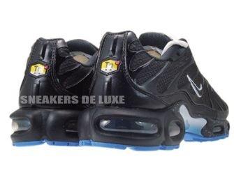 604133-052 Nike Air Max Plus TN 1 Anthracite/Black-Neptune Blue
