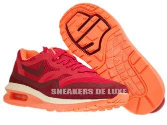 654937-600 Nike Air Max Lunar 1 Fuchsia Force / Light Magenta Grey - Bright Magenta