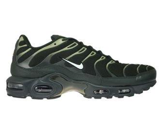 852630-301 Nike Air Max Plus TN 1 Sequoia/White-Neutral Olive
