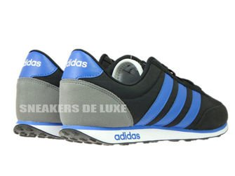 AW5054 adidas neo V Racer Black / Blue / Grey