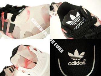 B25650 adidas ZX Flux EL Infants core black / core black / ftwr white
