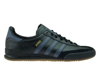 B42228 adidas Jeans Core Black/Trace Blue/Gum