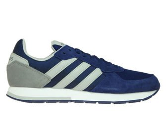 B44669 adidas 8K Dark Blue/Grey Two Grey Three
