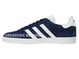BB5478 adidas Gazelle Collegiate Navy/White/Ice Blue