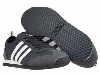 BB9677 adidas NEO VS Jog Core Black/Ftwr White/Utility Black