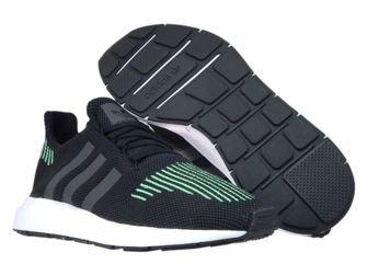 CG4110 adidas Swift Run Core Black/Utility Black/Ftwr White