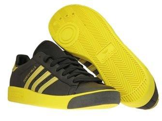 CQ2084 adidas Forest Hills Core Black/Gold Met/EQT Yellow