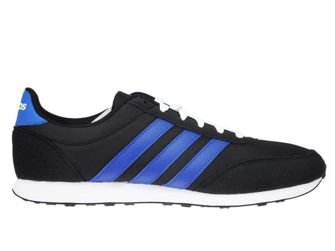 DB0429 adidas V Racer 2.0 NEO Core Black/Collegiate Royal/Ftwr White