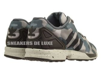 M19685 adidas ZX Flux Decon Camo Pack