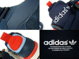 M21227 adidas ZX 5000 RSPN Collegiate Navy/Columbia Blue/Poppy
