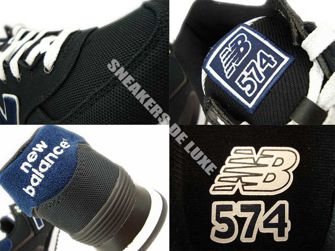 ML574POK New Balance Pique Polo Pack Black