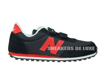 New Balance KE410KRY Black/Red