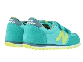 New Balance KE410Z5Y Aqua/Yellow