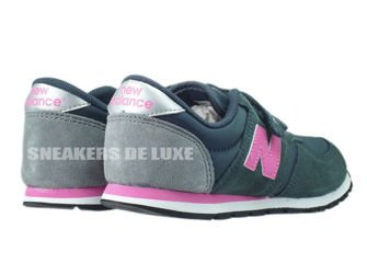 New Balance KE420GKY Black / Pink