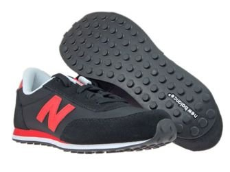 New Balance KL410KRY Black/Red