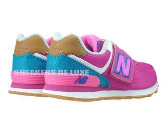 New Balance KV574T4Y Pink
