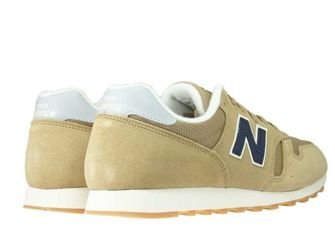 New Balance ML373OTO Tan with Navy