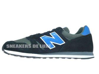 New Balance ML373SKB Black/Blue