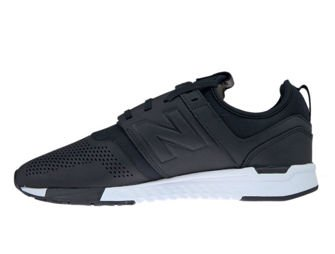 New Balance MRL247VE Black with White