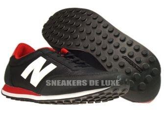 New Balance U410KRB 410 Black/Red