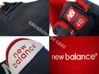 New Balance U410NR 410 Navy/Red