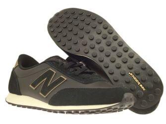 New Balance U410SKG Black Leather