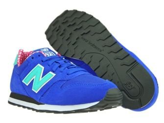 New Balance WL373BGP Blue / Green / Pink