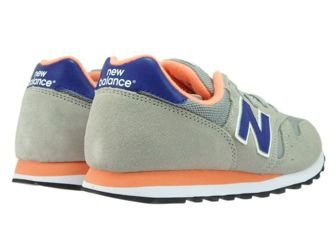New Balance WL373GPP Grey / Navy / Orange