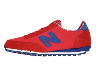 New Balance WL410CPF Red with Atlantic