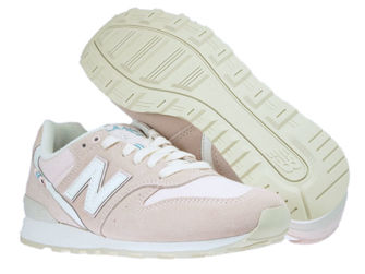 New Balance WR996YD Oyster Pink with Sea Salt