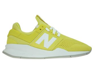 New Balance WS247UG Yellow with White