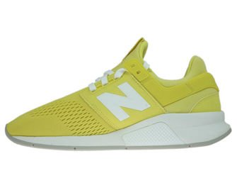 New Balance WS247UG Yellow with White