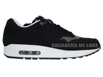 Nike Air Max 1 Black/Black-Smoke-White 308866-021