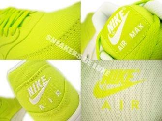 Nike Air Max 1 Cyber/Cyber White-Neutral Grey 308866-302