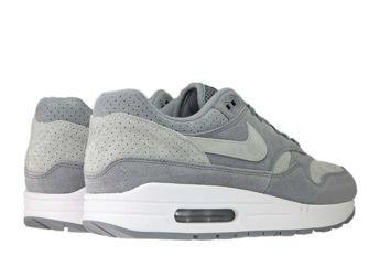 Nike Air Max 1 Premium 875844-005 Cool Grey/Wolf Grey-White