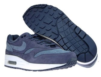 Nike Air Max 1 Premium 875844-501 Neutral Indigo/Diffused Blue