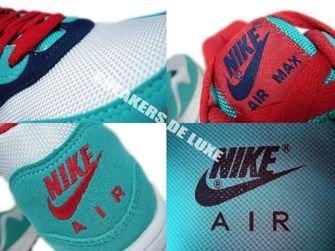Nike Air Max 1 Retro/Sport Red-White 319986-400