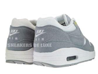 Nike Air Max 1 Wolf Grey/Wolf Grey/White/High Voltage 319986-016