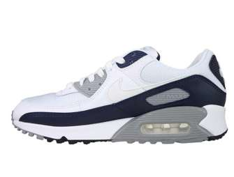 Nike Air Max 90 CT4352-100 White/White-Particle Grey
