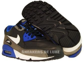 Nike Air Max 90 Dark Obsidian/White-Cool Grey 325018-401