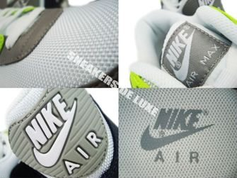 Nike Air Max 90 Obsidian/White-Medium Grey-Volt 325018-406