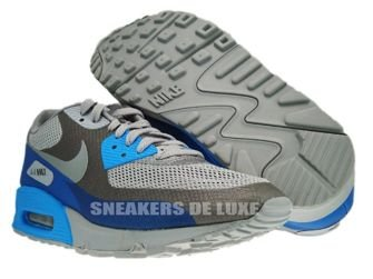 Nike Air Max 90 PRM HYP MidnightFog/MediumGrey/BlueGlow