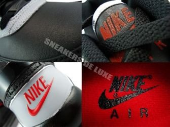 Nike Air Max LTD 2 Black/Sport Red-Anthracite Stealth 316391-019