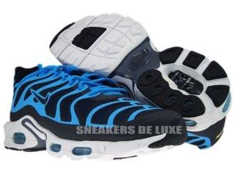 Nike Air Max Plus TN 1.5 Hyperfuse Dark Obsidian/Dark Obsidian Blue Glow
