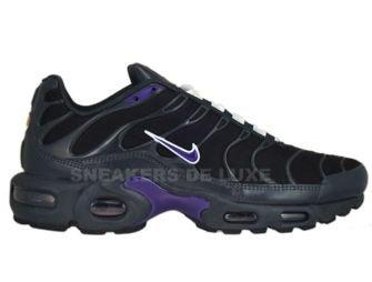 Nike Air Max Plus TN 1 Anthracite/Club Purple-Black-White