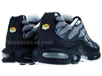 Nike Air Max Plus TN 1 Black/Black-White 604133-027