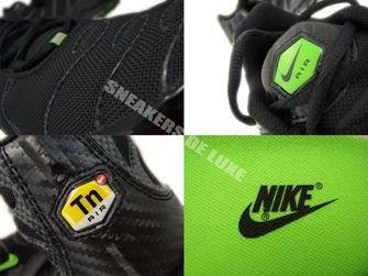 Nike Air Max Plus TN 1 Black/Electric Green