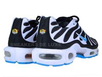 Nike Air Max Plus TN 1 Black/Vivid Blue-White