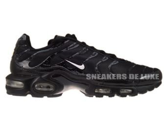 Nike Air Max Plus TN 1 Black/White-Black