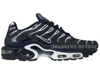 Nike Air Max Plus TN 1 Dark Obsidian/Dark Obsidian-White